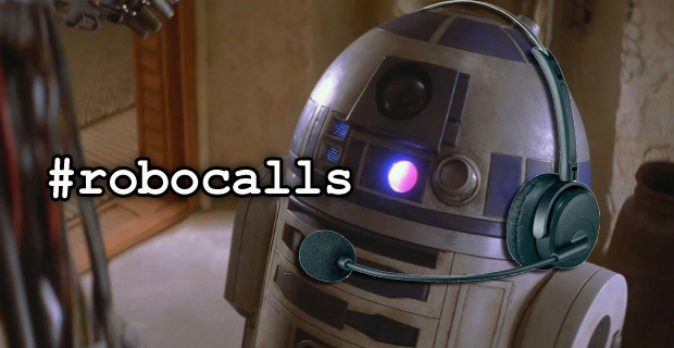 robocalls copy